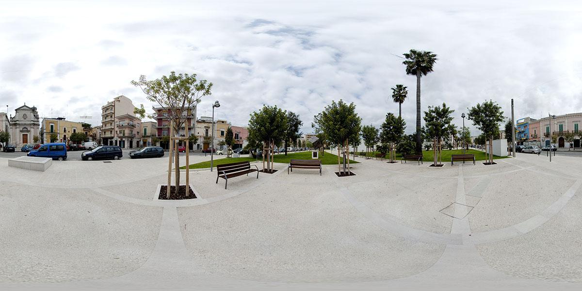 Piazza Umberto I - Carbonara