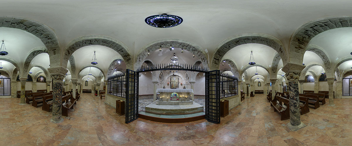 Cripta - San Nicola di Bari