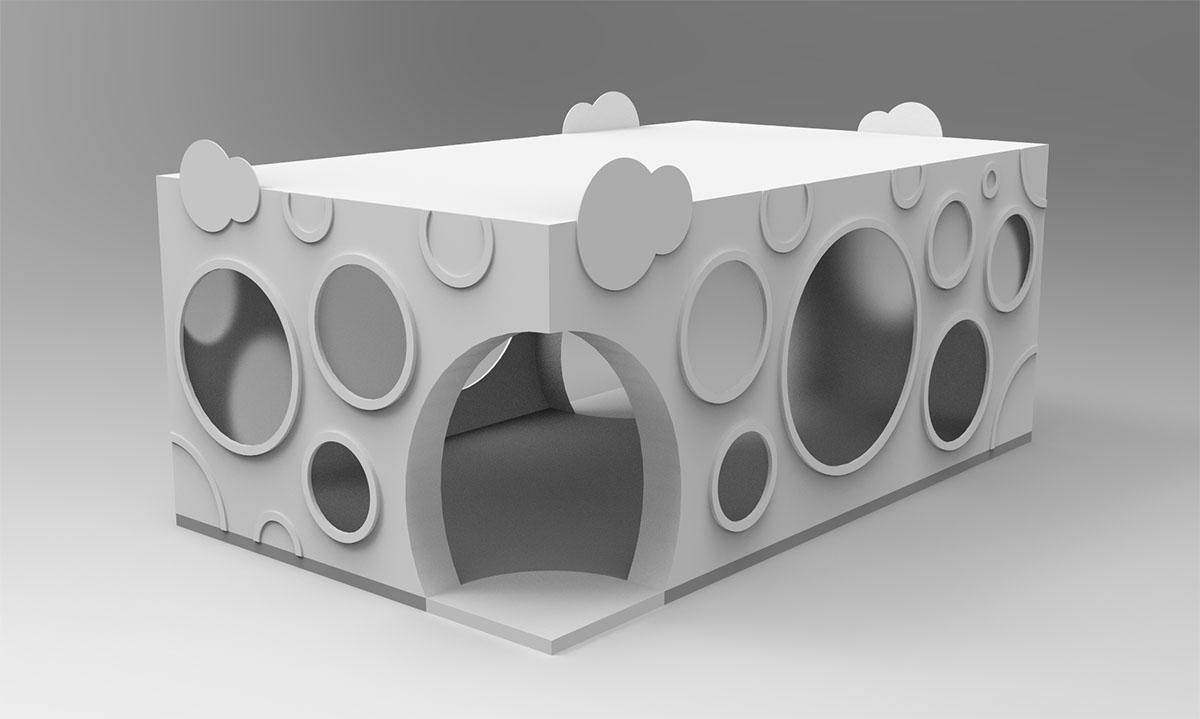 Baciuzzi Stand Concept